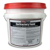 Heat Shield Refractory Foam Smoke Chamber Sealant