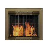 Copperfield 3577226 Pleasant Hearth Bay Style Glass Door - Large