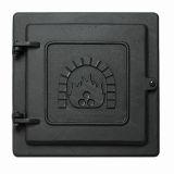3577942 Minuteman Cast-Iron Clean-Out Door - 8'' x 8''