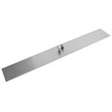 Copperfield 3602899 40'' Stainless Center Handle Damper Plate
