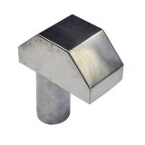 Copperfield 3602940 Dryer Vent Vertical Cap - 430 Stainless