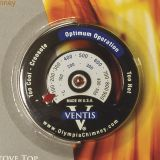Copperfield 3606436 Inferno Stove Thermometer