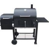 Landmann 560212 Vista Series Charcoal Grill With Offset Smoker