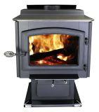 Ashley Hearth AW3200E-P EPA Certified LG Pedestal Wood Burning Stove