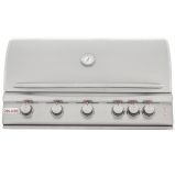 Blaze BLZ-5LTE2-NG 5 Burner LTE Grill Built-In Grill with Lights - NG