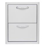 Blaze BLZ-DRW2-R 16'' Access Drawer - Double