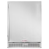Blaze BLZ-SSRF-50DH 5.2 CU Outdoor Rated Stainless 24'' Refrigerator