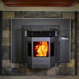 ComfortBilt CT-HP22I-Insert-BL Fireplace Insert Pellet Stove - Black