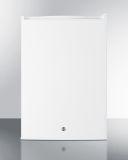 Summit FF31L7BI Compact Built-In All-Refrigerator - White