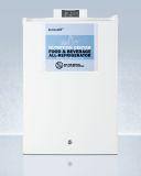 Summit FF31L7NZ Compact All-Refrigerator - White