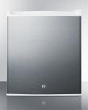 Summit FFAR25L7BICSS Compact Built-In All-Refrigerator - White