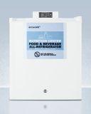 Summit FFAR25L7NZ Compact All-Refrigerator - White