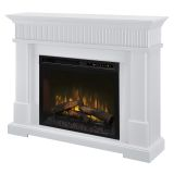 Dimplex GDS28L8-1802W Jean Mantel Electric Fireplace with Firebox