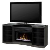 Dimplex GDS33HG-1246SC Acton Media Console Electric Fireplace