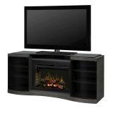 Dimplex GDS33HL-1246SC Realogs Acton Media Console Electric Fireplace