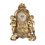 Design Toscano KY5025 Saint Remy Cherub Clock