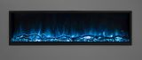 "Modern Flames LPS-8014 80"" Landscape Pro Slim 2x6 Wall Elec. Fireplace"