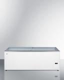 Summit NOVA61 21.3 Cu.Ft. Chest Freezer - Glass, White