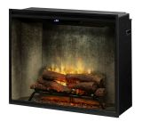 Dimplex RBF36PWC Revillusion 36'' Portrait Built-in Firebox