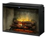 Dimplex RBF36WC Revillusion 36'' Built-in Firebox