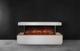 "Modern Flames RTF 80"" Premium 2 x 4 Recessed WMC Electric Fireplace"