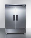 Summit SCFF497 49 Cu.Ft. Reach-In All-Freezer - Stainless Steel