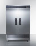 Summit SCRR492 49 Cu.Ft. Reach-In Refrigerator - Stainless Steel