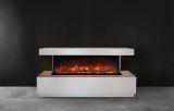 """Modern Flames WMC-80LPM-RTF RTF 80"""" Premium WMC Electric Fireplace"""