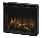 Dimplex XHD28L Multi-Fire 28'' Plug-in Electric Firebox with Real Log