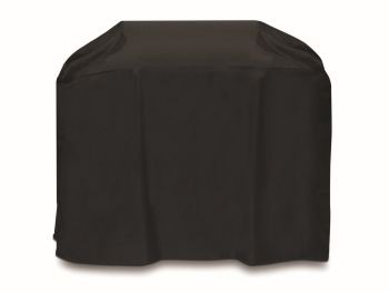 Black Cover for 54-inch Grill Cart by Two Dogs
