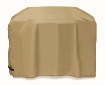 72-inch Khaki Cover for Grill Carts by Two Dogs