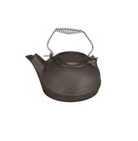 3581860 Cast-Iron Kettle Steamer