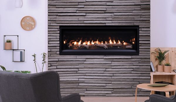 """Superior DRL2055TEN 20"""" Direct Vent Gas Fireplace with Electronic - NG"""