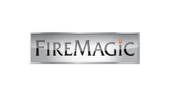 Firemagic 3730-001A Oven Lid Stopper Nut with Back Burner