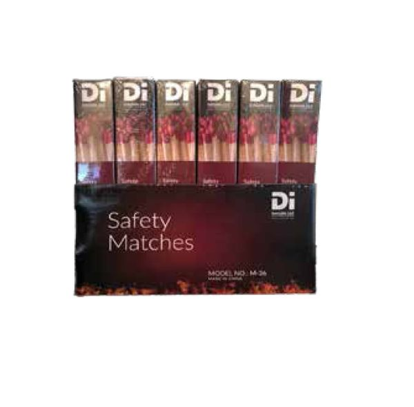 Dagan M-36-DZ Safety Matches