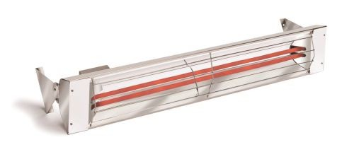 Infratech WD Series Stainless Steel 3K Watt Dual Element Heater - 33""