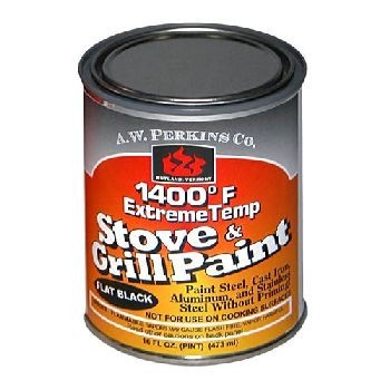 Extreme Temp Stove Paint