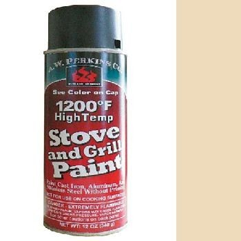 92A- 1200 Deg Stove Paint - Spray
