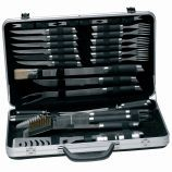 Geminis 33 Piece BBQ Set in Hard Case by Berghoff International