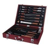Forged 25-Piece BBQ Set with Case -Berghoff International