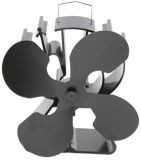 4 Blade Fan for Wood Stoves