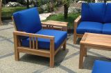 Anderson Teak SouthBay Deep Seating 6-Pieces Conversation Set A