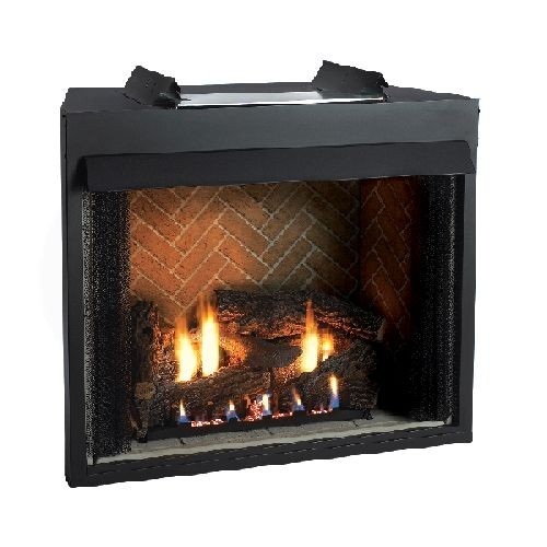 "Empire VFS42FB0F Vent-Free 42"" Select Firebox with Flush Face"