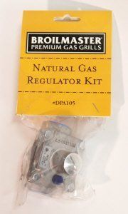 Broilmaster Natural Gas Regulator Kit