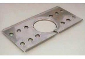 Broilmaster Heat Shield/Deflector, Stainless Steel
