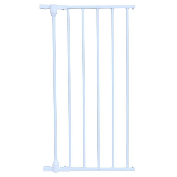 """15"""" Extension for the Cardinal Extendable Gate System, White"""