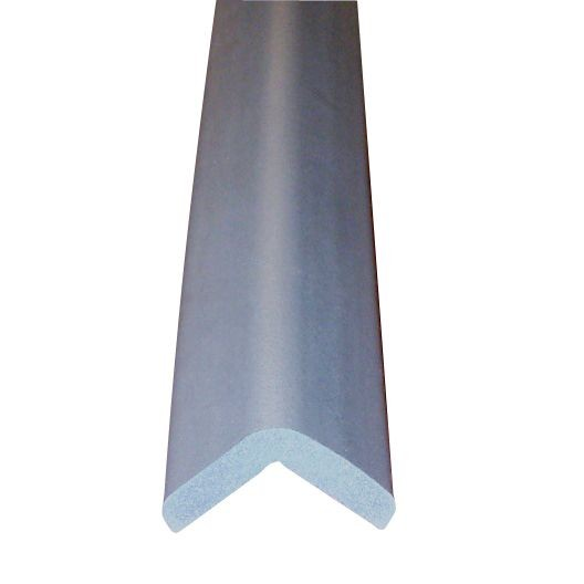4' of Hearth Bumper Padding, Gray