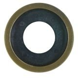 """FCL.FB.05 Magnetic-Laguna Flange Cover with 3"""" Key Flat Black"""
