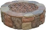 Petra Gas Fire Pit 66600 By Bond Mfg