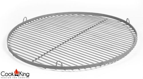 """Cook King 111218 Black Steel Barbeque Grill Grate - 31.5"""""""